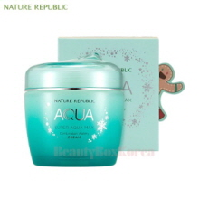 NATURE REPUBLIC Super Aqua Max Combination Watery Cream 120ml [Green Holiday Edition]